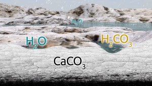 Verwitterung Kohlensäureverwitterung
